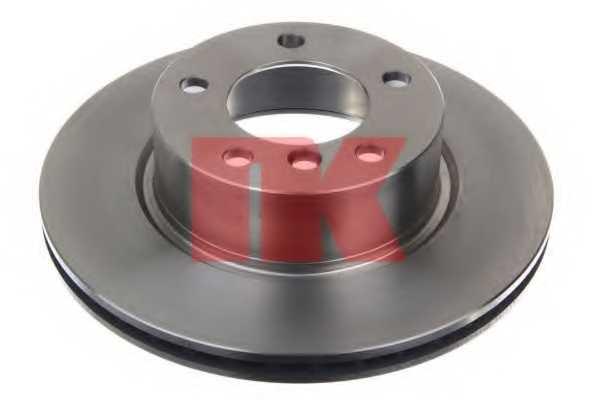 Тормозной диск NK 201555 - изображение