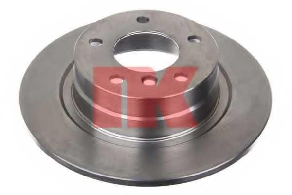 Тормозной диск NK 201556 - изображение 1
