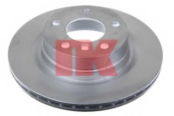 Тормозной диск NK 201558 - изображение