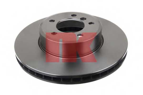 Тормозной диск NK 201563 - изображение 1