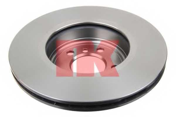 Тормозной диск NK 201564 - изображение 1