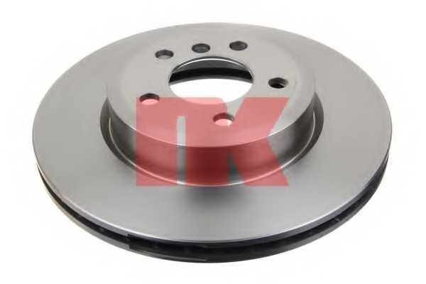 Тормозной диск NK 201564 - изображение