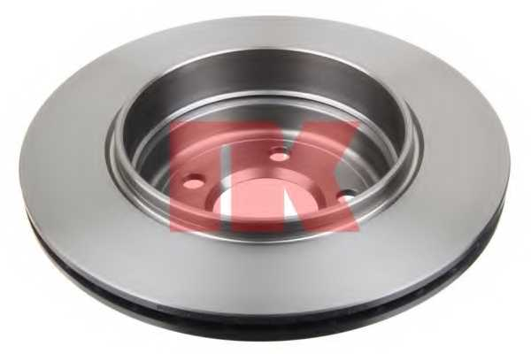 Тормозной диск NK 201565 - изображение