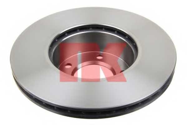 Тормозной диск NK 201566 - изображение 1