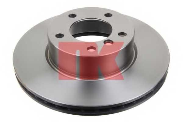Тормозной диск NK 201566 - изображение