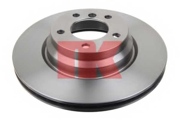 Тормозной диск NK 201568 - изображение 1