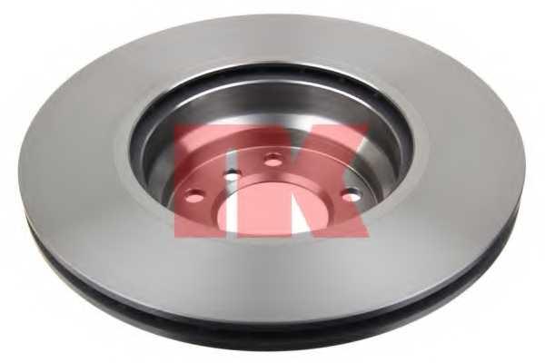 Тормозной диск NK 201568 - изображение