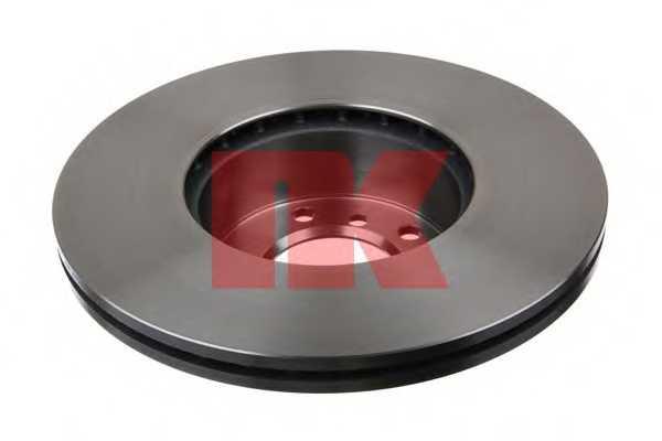 Тормозной диск NK 201582 - изображение