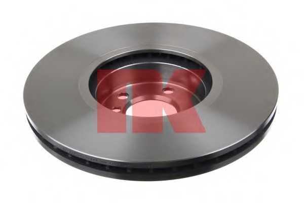 Тормозной диск NK 201587 - изображение 1