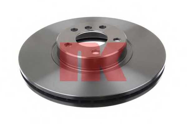 Тормозной диск NK 201587 - изображение