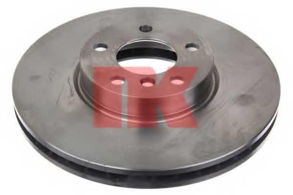 Тормозной диск NK 201588 - изображение 1