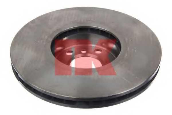Тормозной диск NK 201588 - изображение