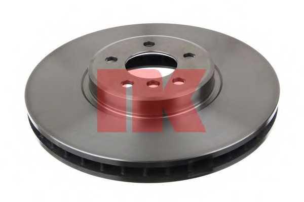 Тормозной диск NK 201589 - изображение