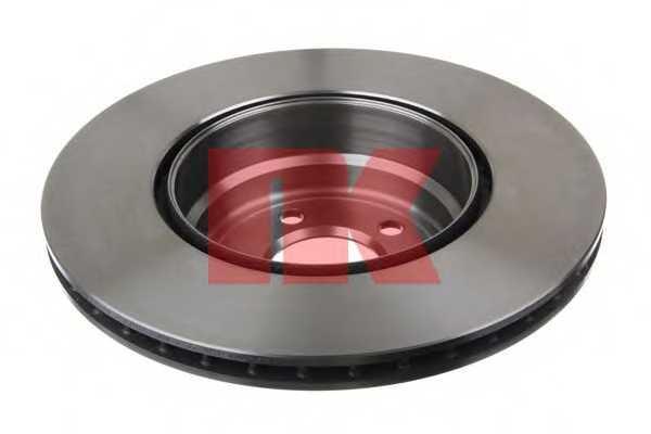 Тормозной диск NK 201590 - изображение