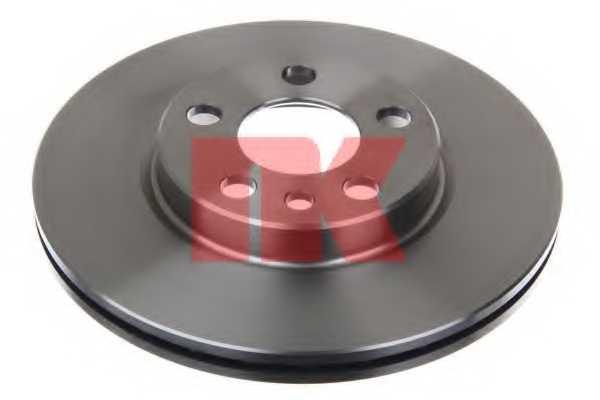 Тормозной диск NK 201923 - изображение