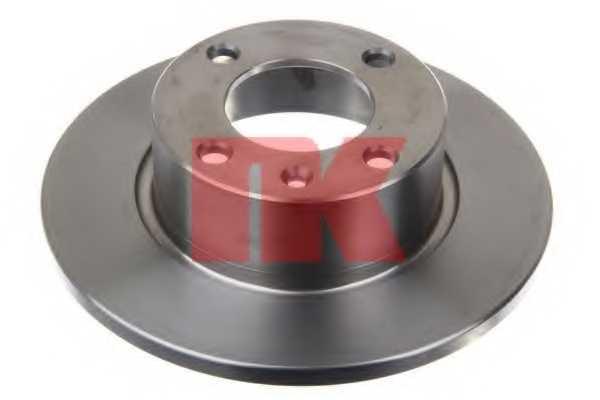 Тормозной диск NK 201924 - изображение