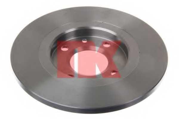 Тормозной диск NK 201925 - изображение 1