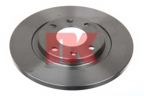 Тормозной диск NK 201925 - изображение