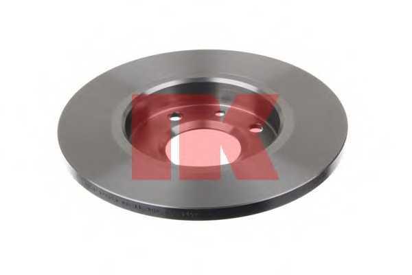Тормозной диск NK 201926 - изображение
