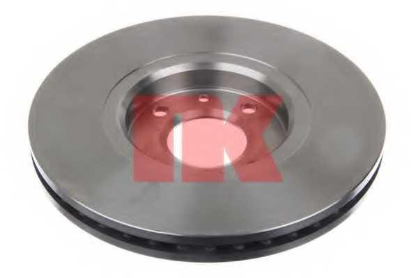 Тормозной диск NK 201928 - изображение 1