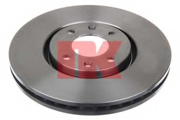 Тормозной диск NK 201928 - изображение