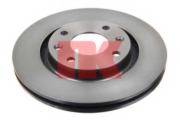 Тормозной диск NK 201929 - изображение 1