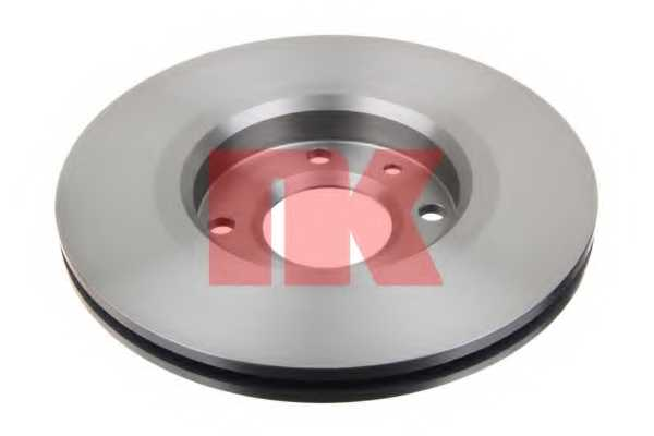 Тормозной диск NK 201929 - изображение