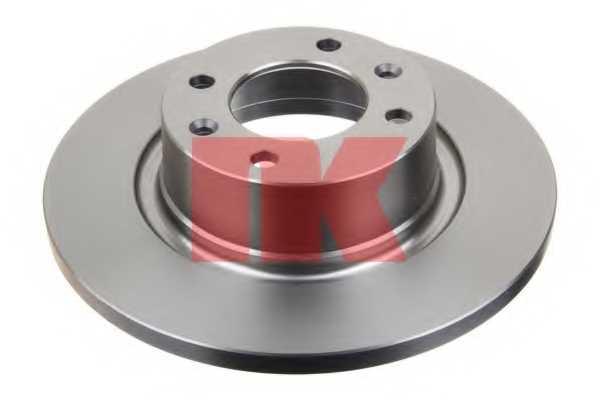 Тормозной диск NK 201930 - изображение 1