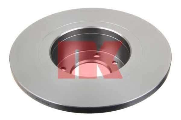 Тормозной диск NK 201930 - изображение