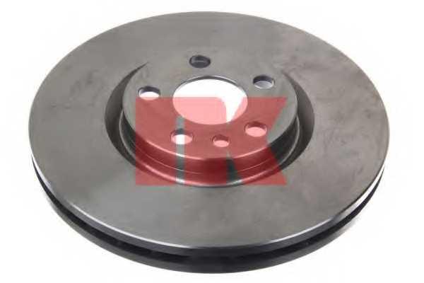 Тормозной диск NK 201933 - изображение
