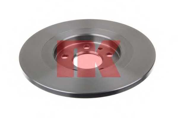 Тормозной диск NK 201934 - изображение 1