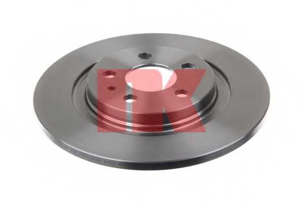 Тормозной диск NK 201934 - изображение