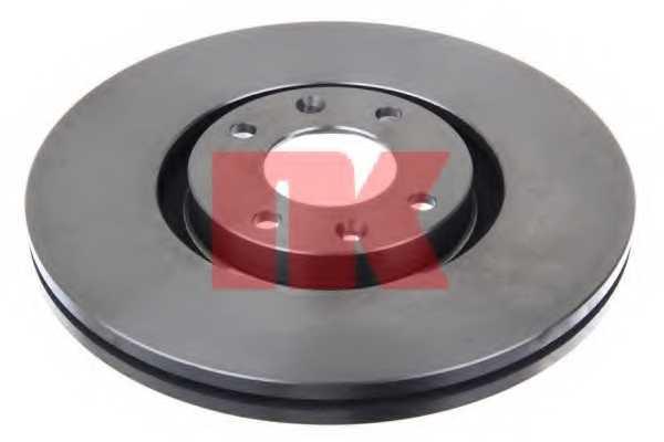 Тормозной диск NK 201938 - изображение 1