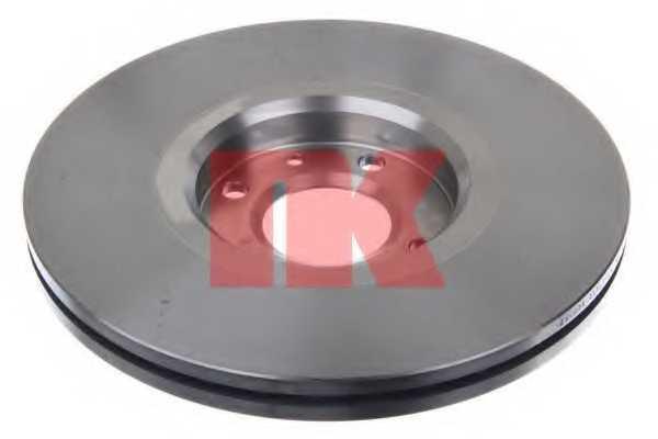 Тормозной диск NK 201938 - изображение
