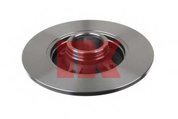 Тормозной диск NK 201939 - изображение