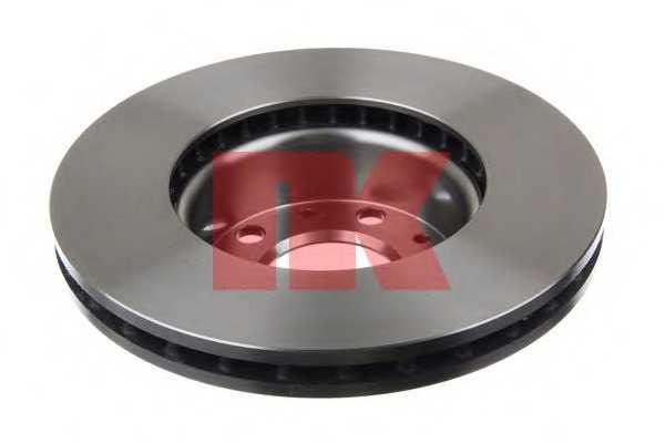 Тормозной диск NK 201942 - изображение