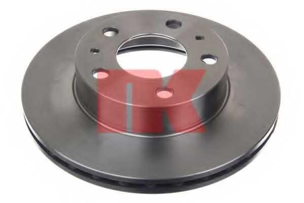 Тормозной диск NK 201943 - изображение