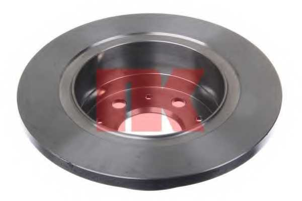 Тормозной диск NK 201946 - изображение 1