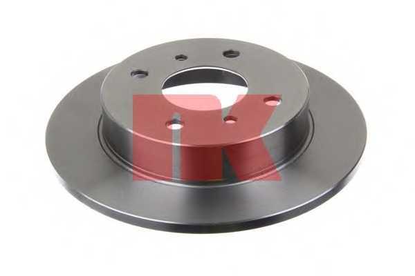 Тормозной диск NK 202229 - изображение 1