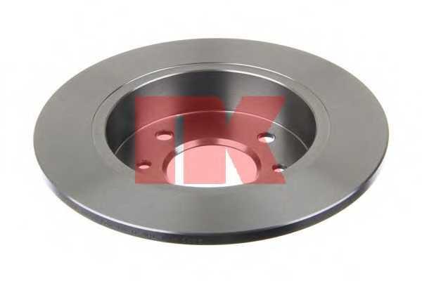 Тормозной диск NK 202229 - изображение