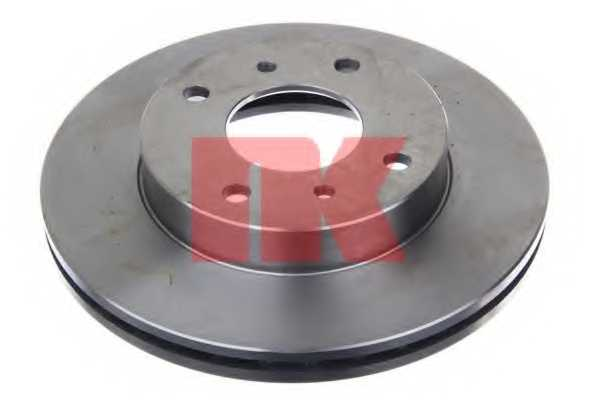 Тормозной диск NK 202231 - изображение 1