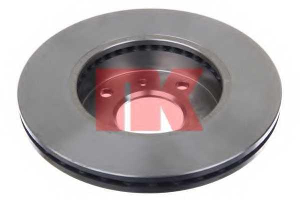 Тормозной диск NK 202231 - изображение