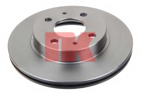 Тормозной диск NK 202232 - изображение 1