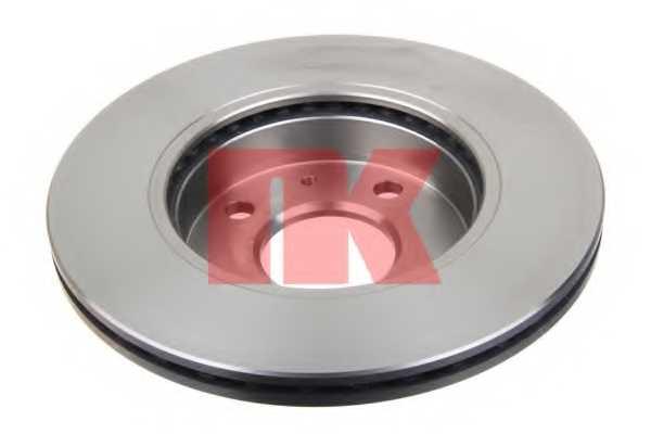 Тормозной диск NK 202232 - изображение