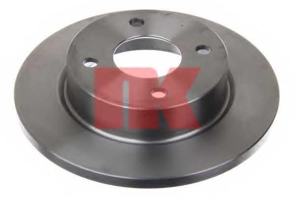 Тормозной диск NK 202237 - изображение 1