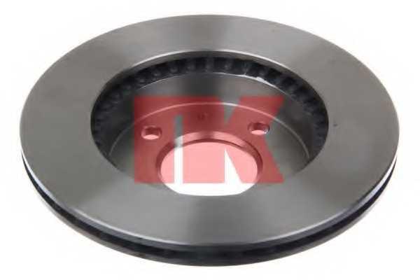 Тормозной диск NK 202244 - изображение 1