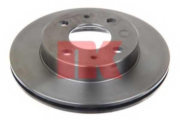 Тормозной диск NK 202244 - изображение