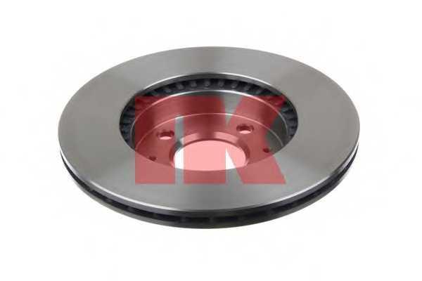 Тормозной диск NK 202245 - изображение 1