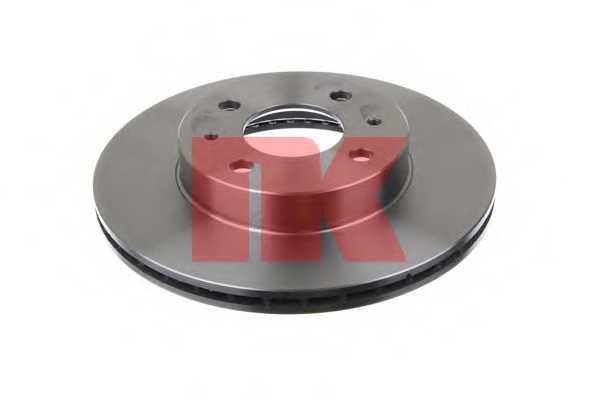 Тормозной диск NK 202245 - изображение
