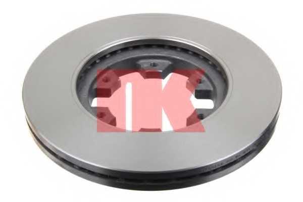 Тормозной диск NK 202250 - изображение 1